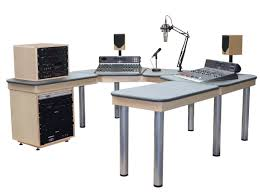 Recording Studio Desk For Sale by Sonifex S2 Solutions Broadcast Studio Packages Description