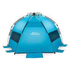Baby Beach Tent Walmart Amazon Com Pacific Breeze Easy Up Beach Tent Sports U0026 Outdoors