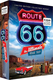 Show Route 66 Usa Map by Amazon Com Route 66 The Ultimate Road Trip None Movies U0026 Tv