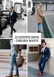 21 cool men ideas with chelsea boots styleoholic