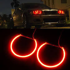 halo rings red images 7000k ccfl angel eye halo ring white blue red green purple for bmw jpg