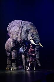 circus puppets how war inspired the elephant puppets of the new circus 1903