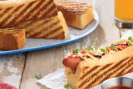 new england style hot dog bun cornbread hot dog buns recipe king arthur flour