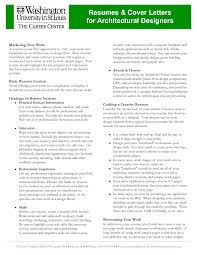 Resume For Summer Internship Sample Architect Resume Landscape Design And Landscape Architect
