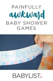 popular baby shower painfully awkward baby shower