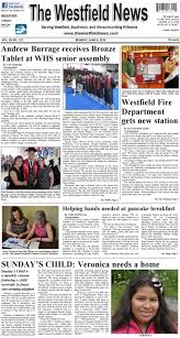 monday june 6 2016 by the westfield news issuu