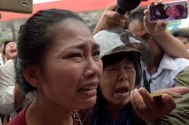 biography of famous person in cambodia kem ley cambodian activist gunned down in suspected political