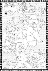 Book Map Original Game Of Thrones Maps Hejorama