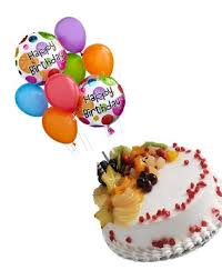 deliver birthday cake and balloons order cake online order truffle cake online same day delivery