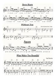 free printable sheet music for xylophone chart songs sheet music may 2016 for keyboard or xylophone by