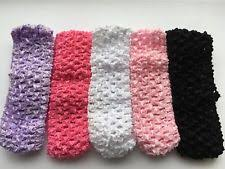 crochet hair bands crochet headband clothes shoes accessories ebay