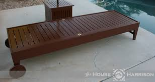 Chaise Lounge Plans Diy Outdoor Chaise Lounge Plans Free Pdf Woodworking Diy
