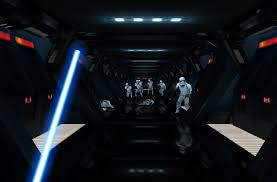 Star Wars Light Saver You Need To Try Google U0027s Crazy New Star Wars Lightsaber Game At