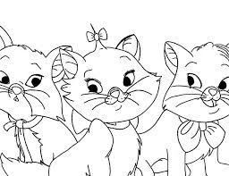 aristocats brothers sister coloring pages bulk color