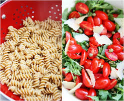 arugula pasta salad recipe two peas their pod