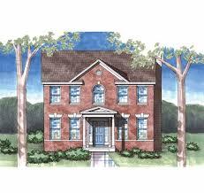 Brick Colonial House Plans 41 Best European House Plans Images On Pinterest European House