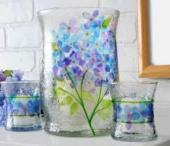 Design For Vase Painting Vases Design Ideas Diy Night Painted Glass Vases Design
