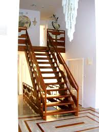 furniture interesting wooden staircase designs and
