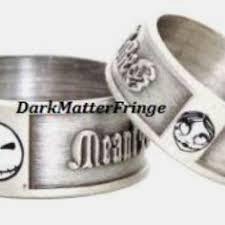 nightmare before christmas wedding rings nightmare before christmas wedding rings wedding corners