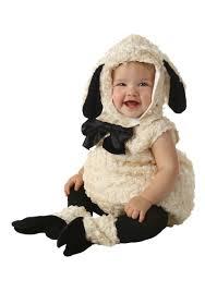 sheep costume vintage baby costume