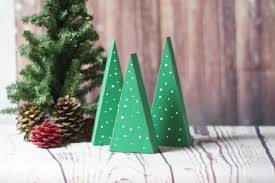 small wooden trees rustic christmas tree primitive christmas