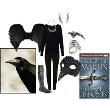 Slimming Halloween Costumes Halloween Costume Eyed Raven Polyvore