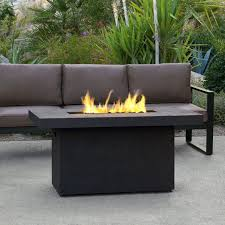 Diy Gas Fire Pit Table by Outdoor Modern Patio And Outdoor With Gas Fire Pit Table U2014 Www