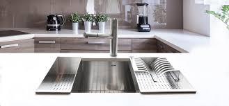 Kitchen  Undermount Bar Sinks Undermount Sink Installation Home - Homedepot kitchen sinks