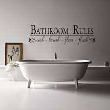 Home Decorating Rules by Bathroom Walls Decorating Enchanting Decorating Ideas For Bathroom