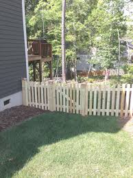 dog ear fence pickets home u0026 gardens geek