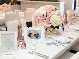 interior design top paris themed bridal shower decorations home