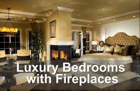 21 luxury master bedrooms with fireplaces youtube