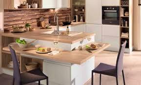 cuisine ilot central table manger déco cuisine ilot central table manger 75 argenteuil cuisine