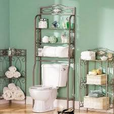 Bathroom Toilet Shelf by Metal Bathroom Over The Toilet Storage Shelves Space Saving Over