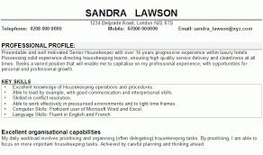 Personal Skills For Resume Examples by Resume Examples Personal Services Resume Examples Amp Samples