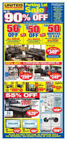 Yorkdale Bedroom Set United Furniture Warehouse Canada Flyers
