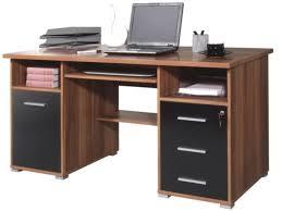 Schreibtisch Dunkelbraun Pc Schreibtische Günstig Online Kaufen Real De