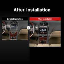 lexus instrument warning lights 12 1 inch hd touch screen android 4 4 2 gps navigation car radio