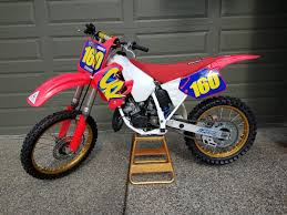 motocross bike shops 1994 cr125 f s for sale bazaar motocross forums message