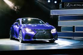 lexus rcf sedan 2015 lexus rc f first look motor trend