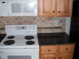 awesome granite backsplash ideas with countertops and lighting