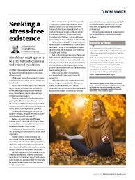 Seeking Free Seeking A Stress Free Existence Observer Jean Hailes