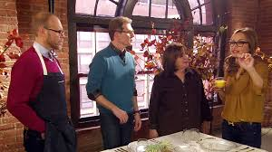 thanksgiving live food network