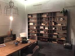 gorgeous home office bookshelves desk custom bookcases custom