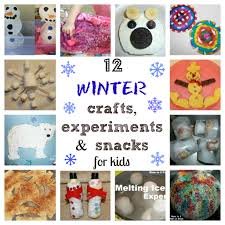 mom to 2 posh lil divas 12 fun winter activities experiments and