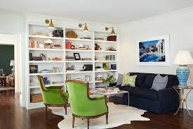 livingroom boston lime green velvet chairs transitional living room