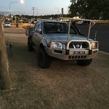 2006 nissan navara st r 4x4 d22 car sales qld south east 2922805