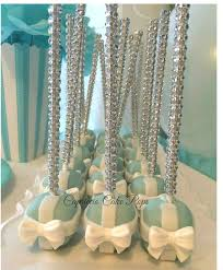 Tiffany Blue Baby Shower Cake - tiffany and co cake pop boxes by capricciocakepops on etsy