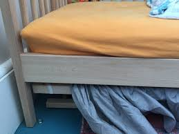 When To Get A Toddler Bed Don U0027t Sit On The Toddler Bed U2013 Tales Of Expansion Baby Butternut