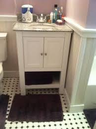 18 In Bathroom Vanity Cabinet by Style Selections Drayden Grey Integral Single Sink Bathroom Vanity